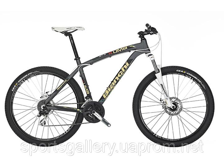 Велосипед горный Bianchi KUMA 29.3 ACERA/ALTUS Mech