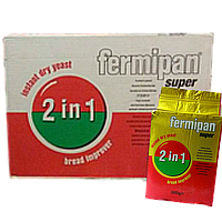 """Дрожжи сухие """"Фермипан Супер 2-в-1"""", фото 1"""