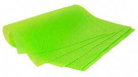 🔝 Антибактериальные коврики для холодильника (4 шт.) - зеленые | 🎁%🚚