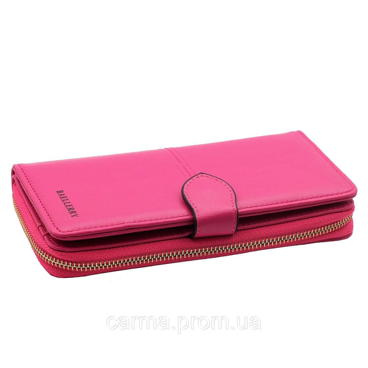 Кошелек женский Baellerry N3846 Розовый