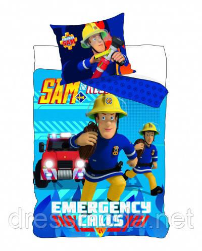 Комплект постельного белья для мальчиков Sam от Disney