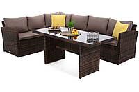 Комплект мебели из техноротанга SANTIAGO 2