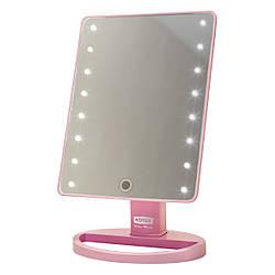 Зеркало с LED подсветкой Rotex RHC25-P