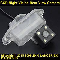 Камера заднего вида Mitsubishi Lancer EX 2006-2014 Evolution X 2007-2015 Outlander 2003-2006 Airtek 2001-2008, фото 1