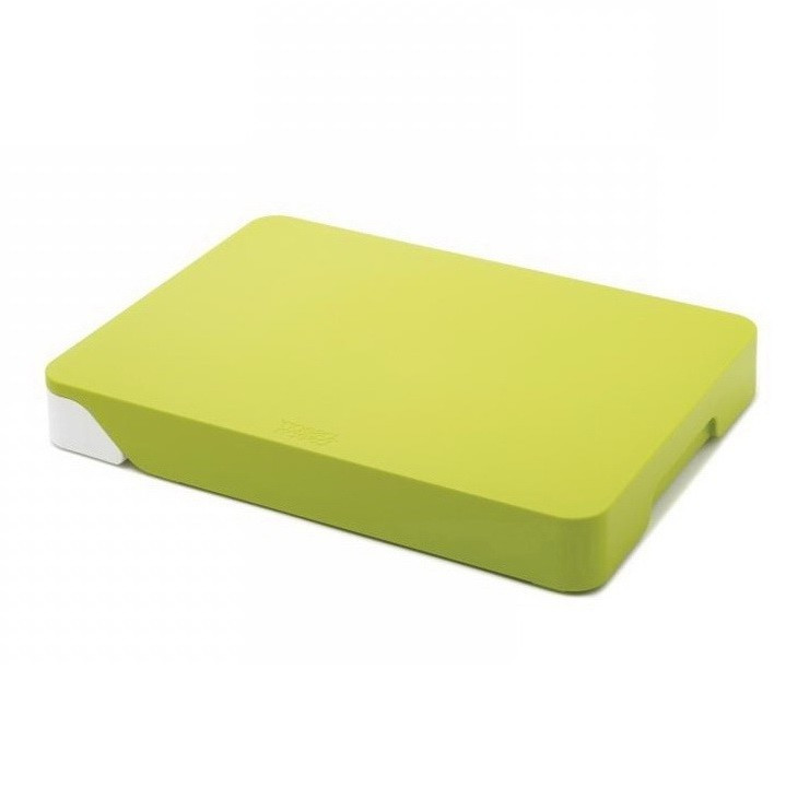 🔝 Доска для нарезки, Cut & Collect,это, разделочная доска, для кухни.Пластиковая, с контейнером | 🎁%🚚