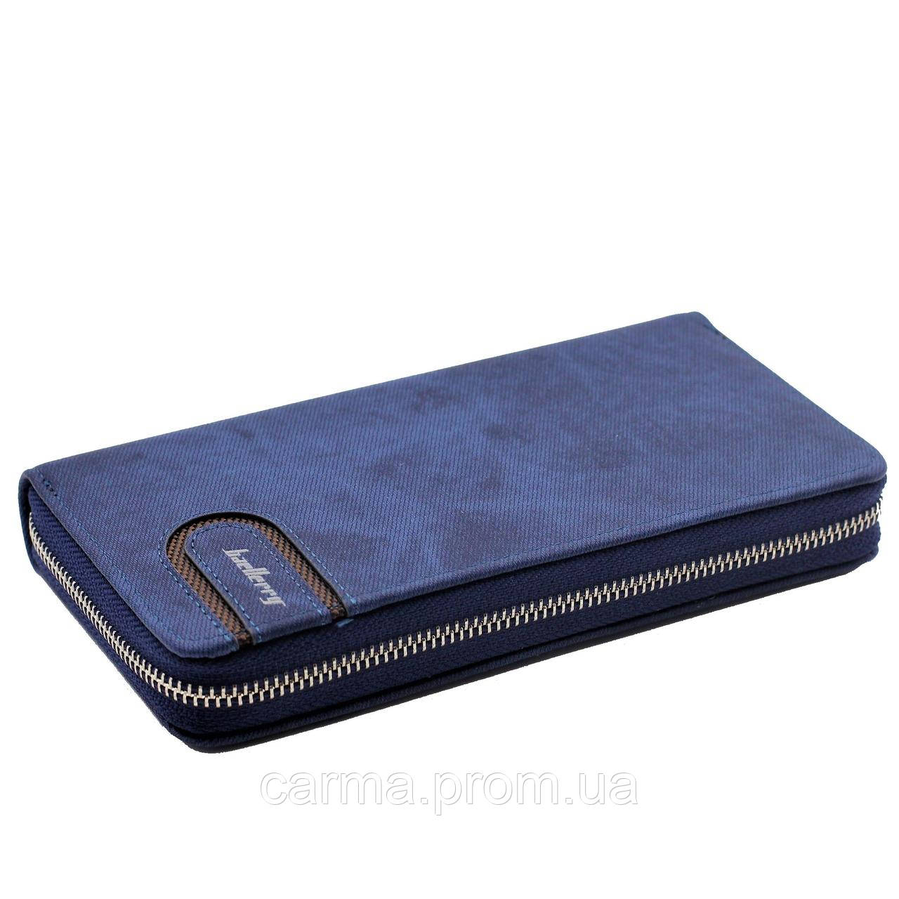 Мужское портмоне Baellerry Denim S1514 Blue