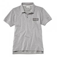 Чоловіча сорочка-поло BMW Logo Polo Shirt, Men, Grey, (80142454594)