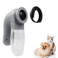Машинка для вычесывания шерсти животных Shed Pal (Шед Пал)  щетка для собак и кошек