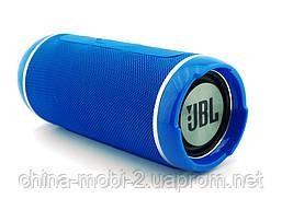 JBL  Flip 6+ T&G116 10W копия, Bluetooth колонка с FM MP3, синяя, фото 3