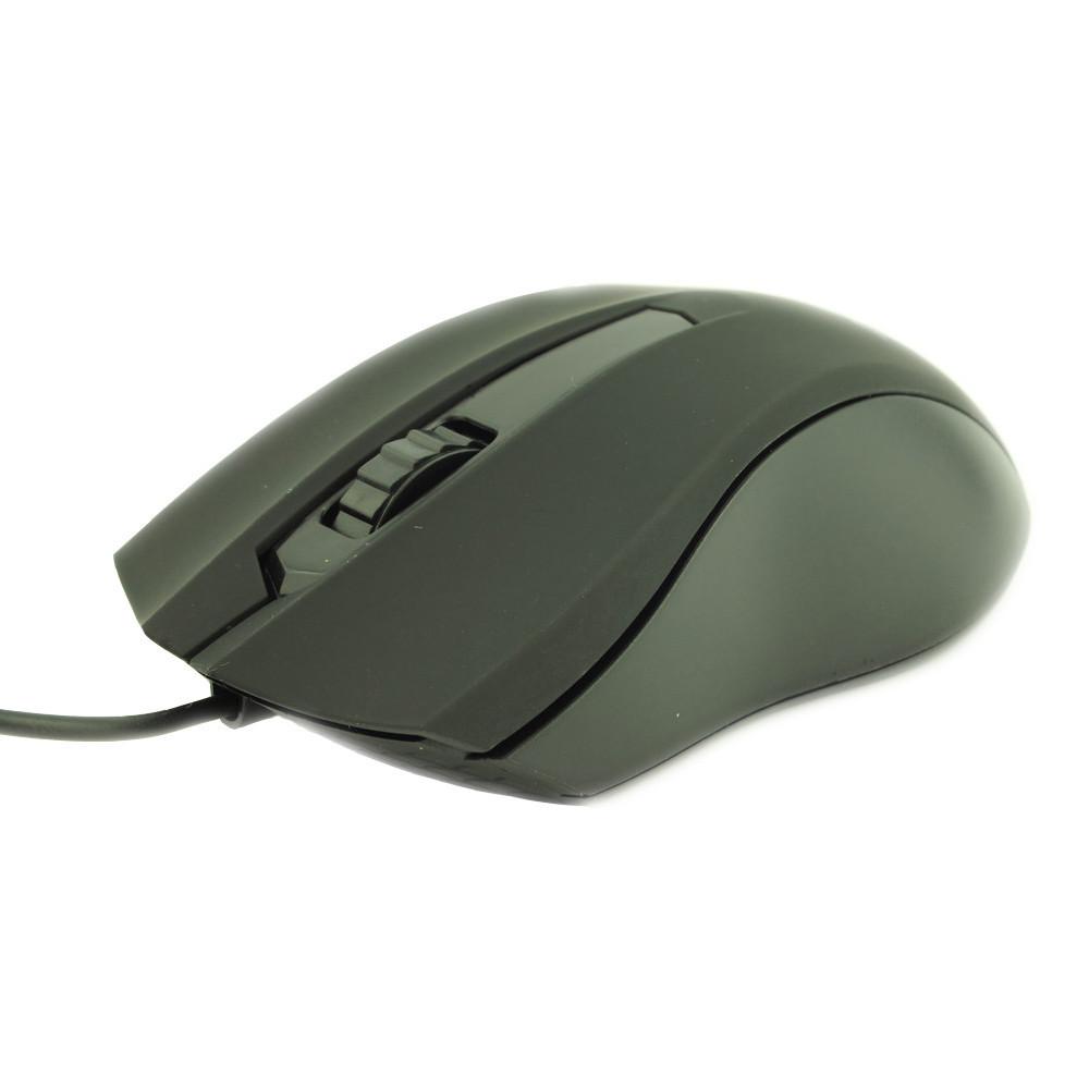 Мышка для компьютера  оптическая  Counter Attack  цвет - чёрный