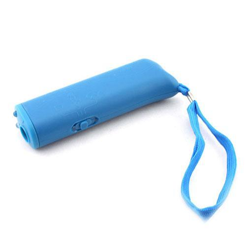 🔝 Отпугиватель для собак, Ultrasonic, AD-100, Синий.эффективная, защита от собак | 🎁%🚚
