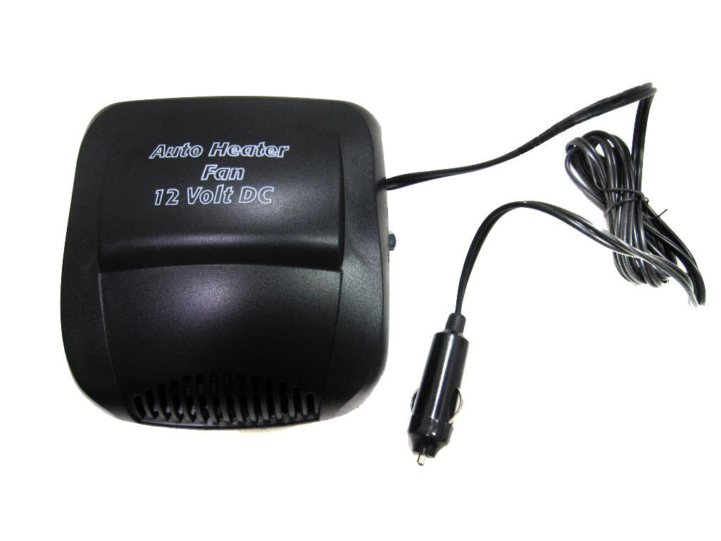 Автомобильный обогреватель салона от прикуривателя  вентилятор  Aeroterma si Ventilator  150W