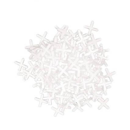 Набор дистанционных крестиков для плитки INTERTOOL HT-0350