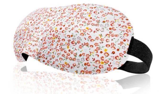 Очки для сна 3D цветок