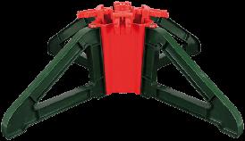 Подставка для елки Form-Plastic Star зеленая