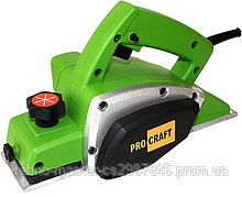 Рубанок электрический ProCraft PE-1150. Рубанок ПроКрафт
