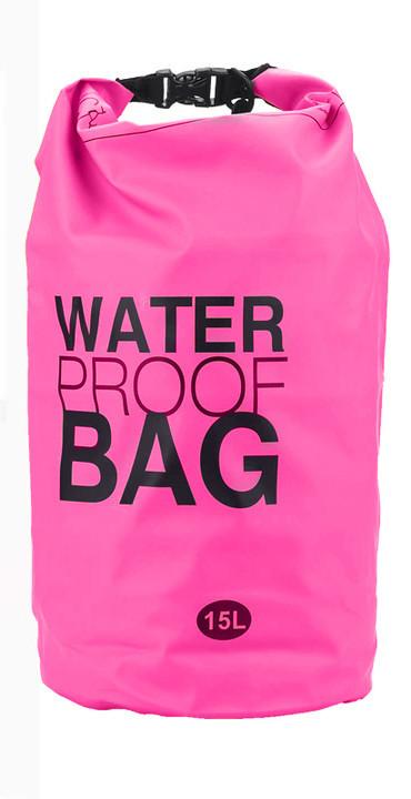 Водонепроницаемый мешок для вещей  Water Proof Bag - Ocean Pack  гермомешок  цвет - розовый