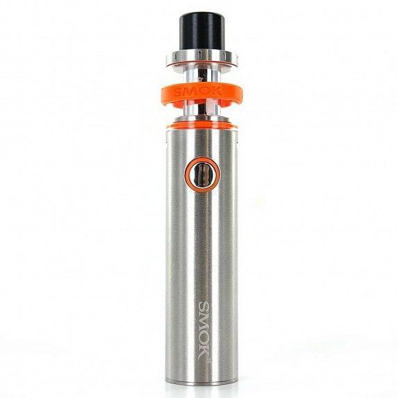 🔝 Электронный вейп, SMOK Vape Pen 22, клиромайзер, цвет - серебристый | 🎁%🚚