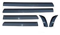 Накладка двери ВАЗ-2114, 2115 молдинги н/о (узкие), 2114-6102100-01 (Сызрань)
