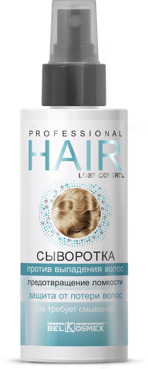 Сыворотка против выпадения волос предотвращение ломкости защита от потери волос