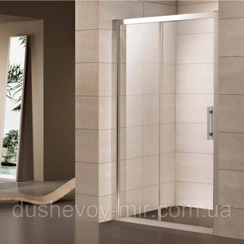 Душевые двери GRONIX Slide 120х190 одна дверь