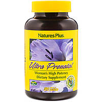 Nature's Plus, Пищевая добавка «Ультра пренатал», 180 таблеток