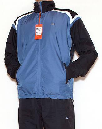 Мужской  спортивный костюм плащевка Piyera 4031 (M-L), фото 3
