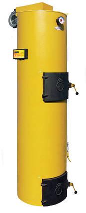 Котел на дровах длительного горения Stropuva S40-P (Стропува С40-П), фото 2