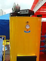 Двухконтурный котел длительного горения Буран new 10 У + ГВС, фото 3