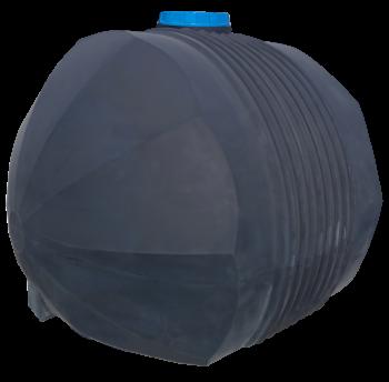 Емкость для перевозки технической воды 5000 л КАС с крышкой клапаном, фото 2
