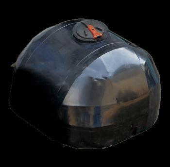Емкость для перевозки 5000 л с крышкой клапаном, фото 2