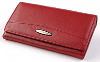 Женский кожаный кошелек TAILIAN облегченный T515 Красный