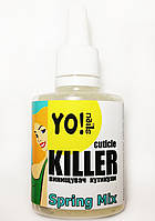 Ремувер, знищувач кутикули Yo!nails CUTICLE KILLER Spring Mix 30 мл