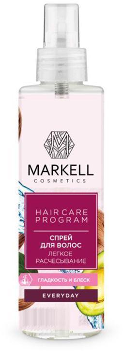 Спрей для волос ЛЕГКОЕ РАСЧЕСЫВАНИЕ (200мл)