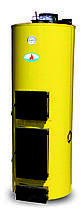 Двухконтурный котел на твердом топливе Буран new 50 + ГВС, фото 2