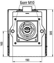 Факельная пеллетная горелка Air 36 кВт (Биопром), фото 3