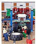 Машинки Lego.Гараж Джо. Кланг И., фото 3