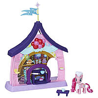 MyLittlePony Пинки Пай Волшебный Класс Friendship is Magic Pinkie Pie  Beats & Treats Magical Classroom