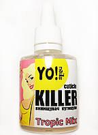 Ремувер, знищувач кутикули Yo!nails CUTICLE KILLER Tropic Mix 30 мл