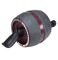 Ролик для пресса с возвратным механизмом 4FIZJO AB Wheel 4FJ0019 Red, фото 1