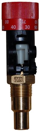 Регулятор тяги для котла Honeywell FR124-3/4A с цепочкой, фото 2