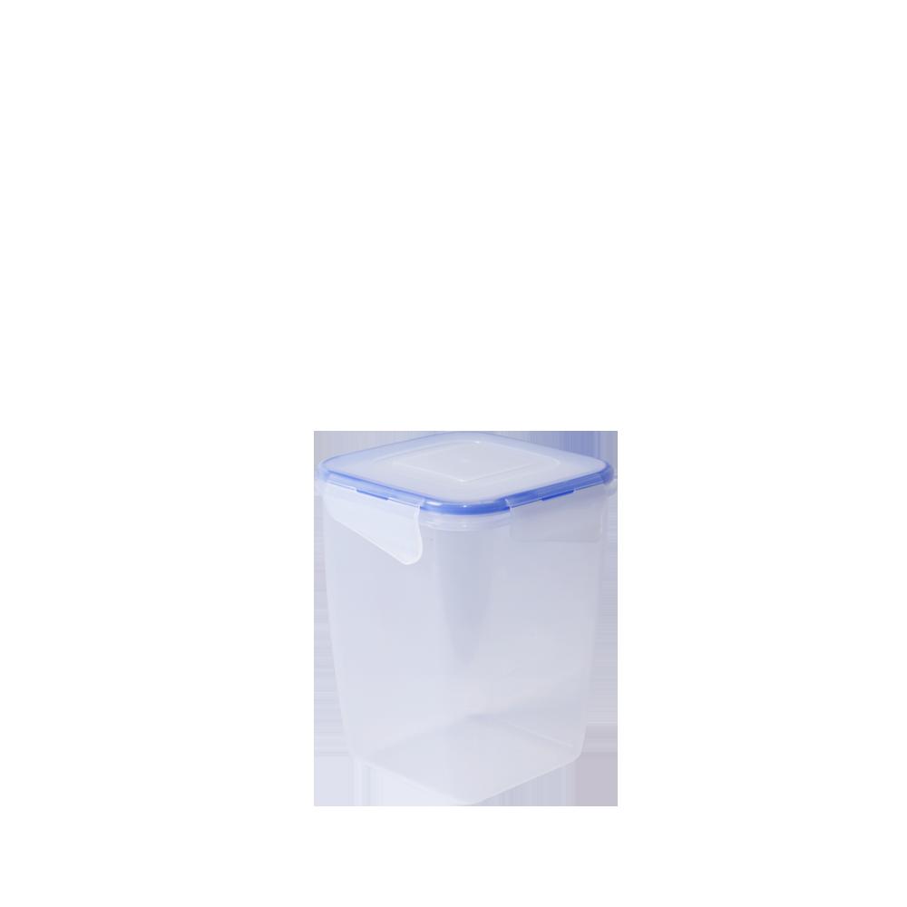 167051 харчової Контейнер Алеана квадратний з затиском, 1л. глибокий