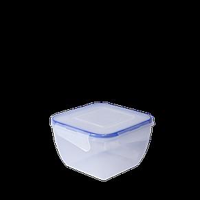 167051 харчової Контейнер Алеана квадратний з затиском, 1л. глибокий, фото 2