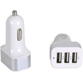 Автомобильный 3-USB адаптер 1.1 А/2.1 А/3.1 А                   8