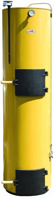 Дровяной котел длительного горения Stropuva S30 (Стропува С30)