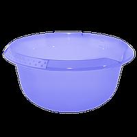 167006/7  Миска мерная с носиком Алеана  2,75л. (фиолет. прозр)