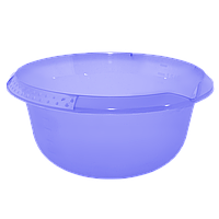 167006/9  Миска мерная с носиком Алеана  2,75л. (оливк)