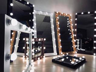 Гримерні дзеркала з підсвічуванням