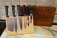 Магнитный держатель для ножей 20х30 см