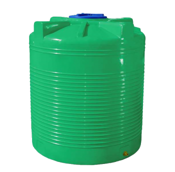 Емкость 200 л вертикальная, (зеленая)